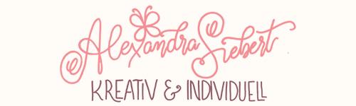 Alexandra Siebert | Kreativ und Individuell | Grafik Design