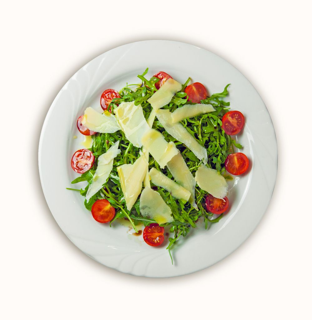 Salat Tomate Rucola